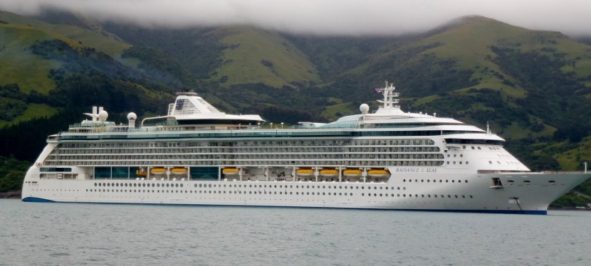 "Cruising the Trans-Pacific on ""Radiance of the Seas"""