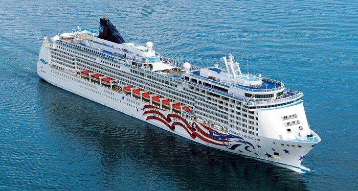"Cruising the Hawaiian Islands on ""Pride ofAmerica"""