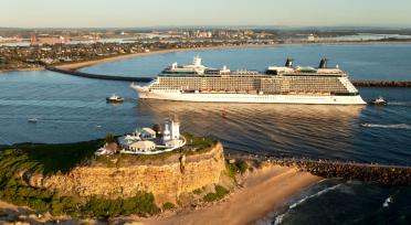Mega Cruise Liner