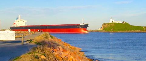 Mega Container Ship