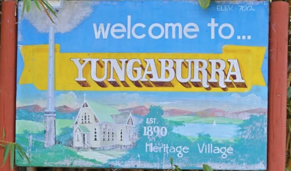 Yungaburra: A charming village toescape
