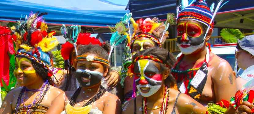 Savouring the Best of PNG Independence Day in Cairns