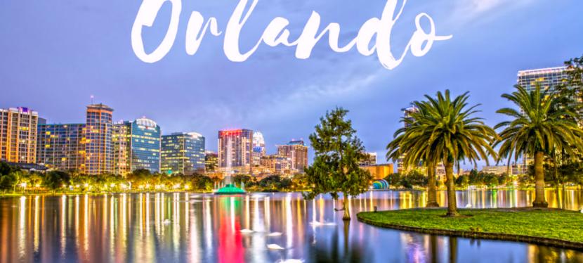 Enjoying the Ultimate Theme Parks in Orlando,Florida.